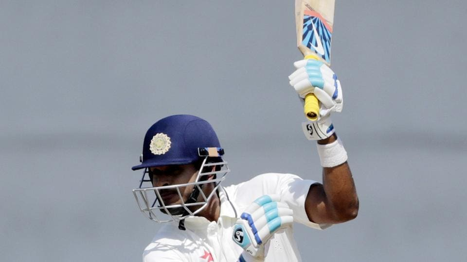 Shreyas Iyer blasted a fifty as India A recovered after Nathan Lyon's double strike. At stumps on day 2, India A are 176/4, trailing Australia by 293 runs.