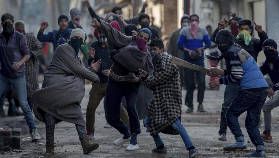 Kashmir,Pakistan,Kashmir unrest