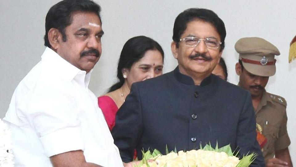 EK Palaniswami