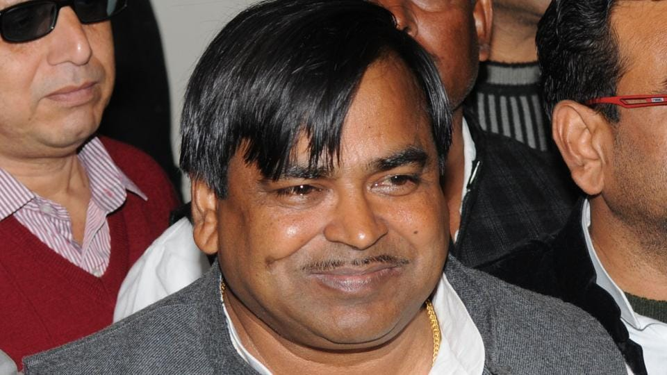 The Supreme Court had on Friday directed the police to book Gayatri Prajapati, who is a senior leader of the ruling Samajwadi Party.