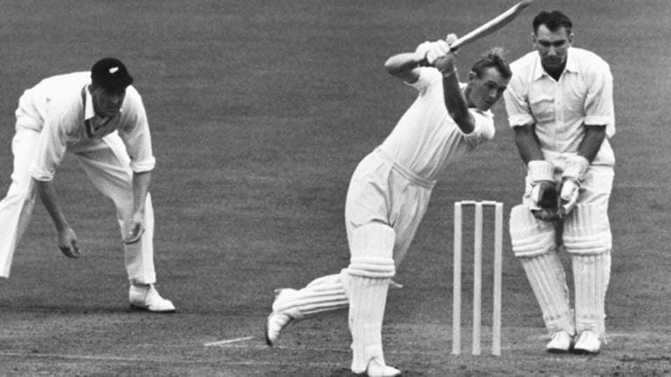 Peter Richardson,Jim Laker,England cricket team