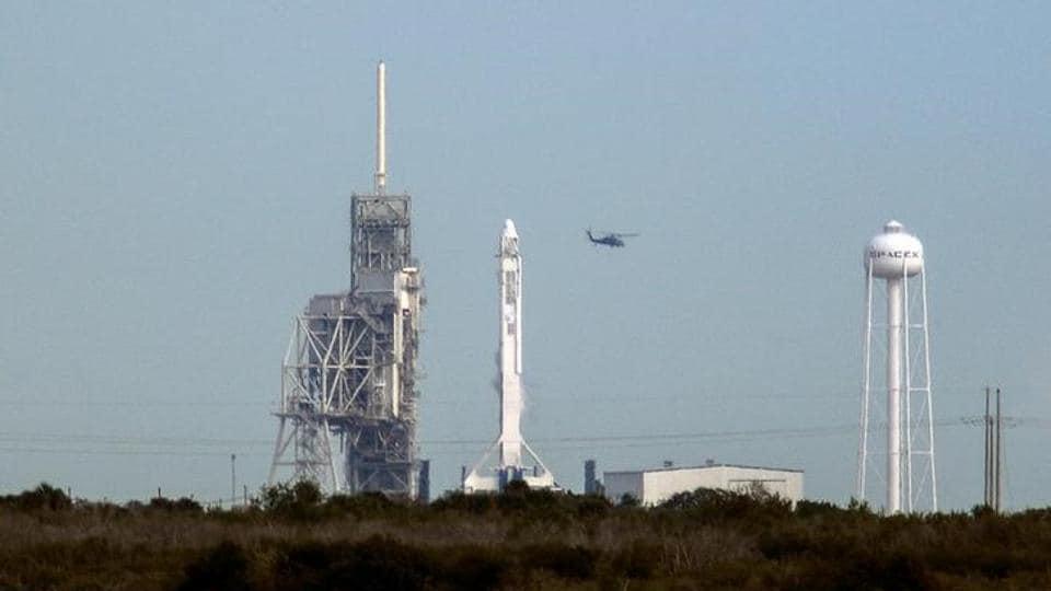 SpaceX,Falcon Rocket,Elon Musk