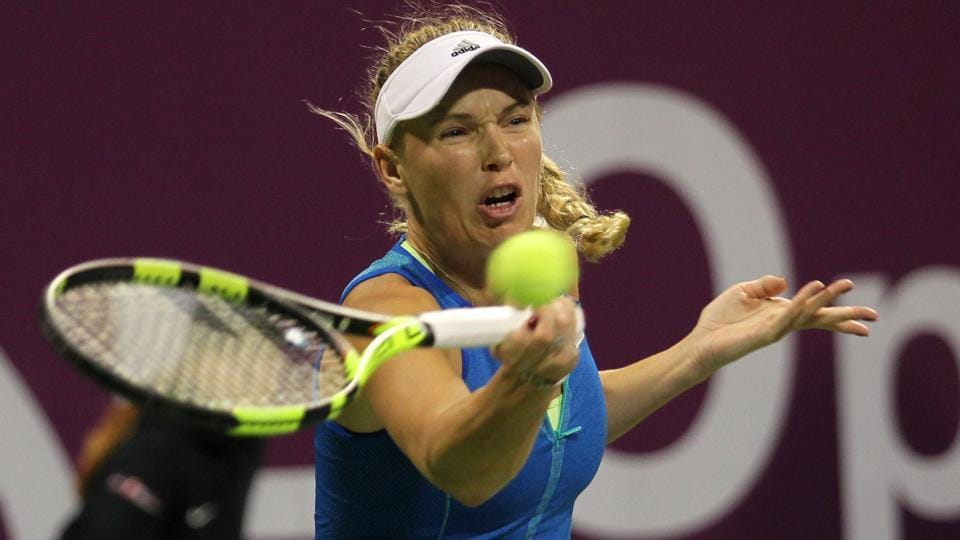 Caroline Wozniacki,Karolina Pliskova,Qatar Open