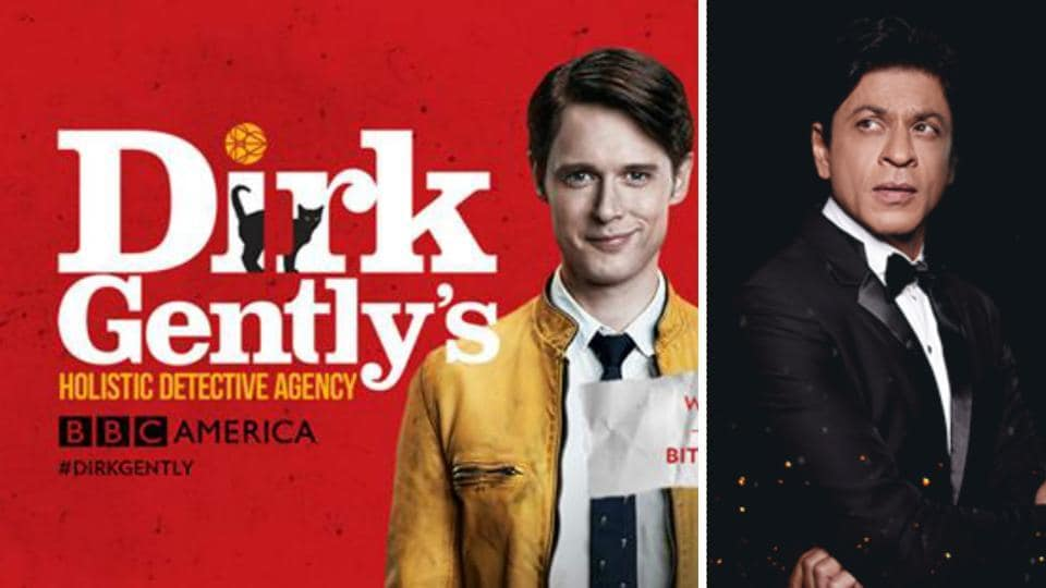 The BBC drama, Dirk Gently's Holistic Detective Agency, centres on the titular holistic detective who investigates cases involving the supernatural.