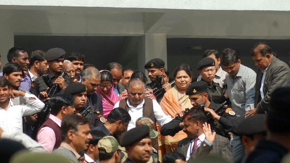Uttar Pradesh election
