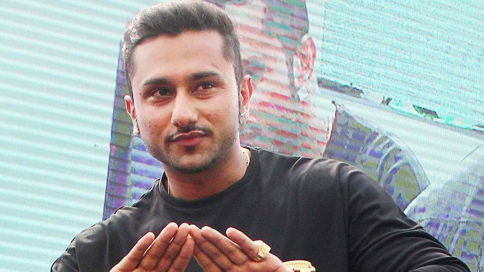 Honey Singh has been approached for a film based on his life.