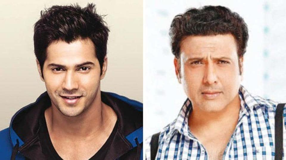 Varun made the remarks at an event after Govinda lashed out at several people in the industry, including Karan Johar, and even Varun's father, David Dhawan.