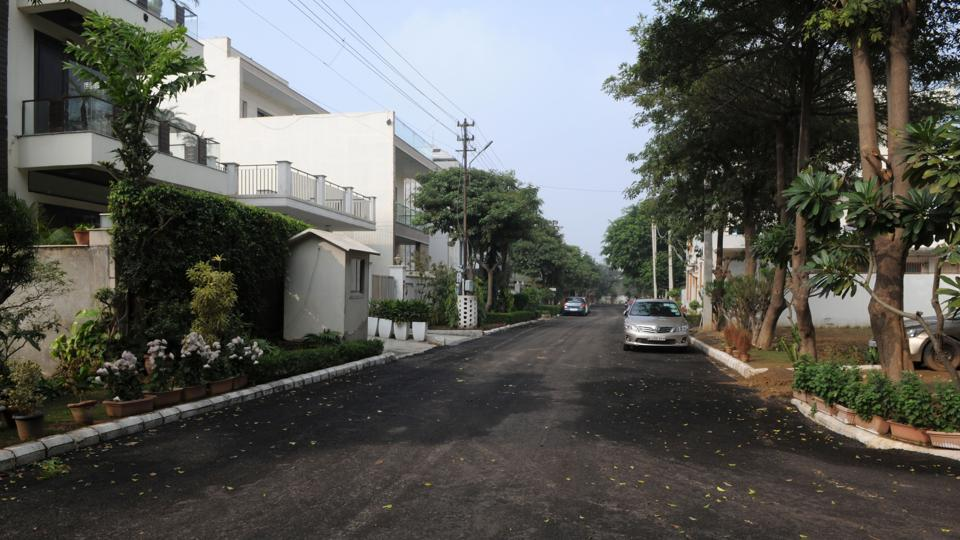 Residents claimed they paid nearly Rs 37 lakh of the total cost of Rs 40 lakh spent on relaying the roads.