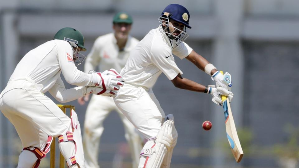 Shreyas Iyer blasted 202*, his highest first-class score as India A put on a good fight against Australia in the final day of the warm-up game at the Brabourne stadium.