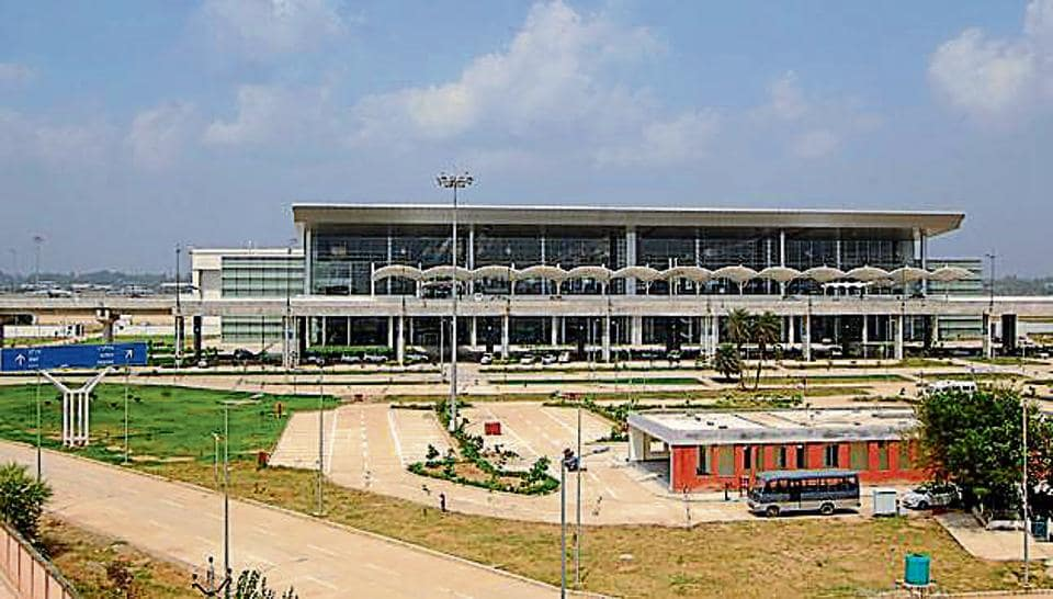 The first daily flight from Chennai to Chandigarh will take off at 9.30am and land here at 1.45pm via Hyderabad.