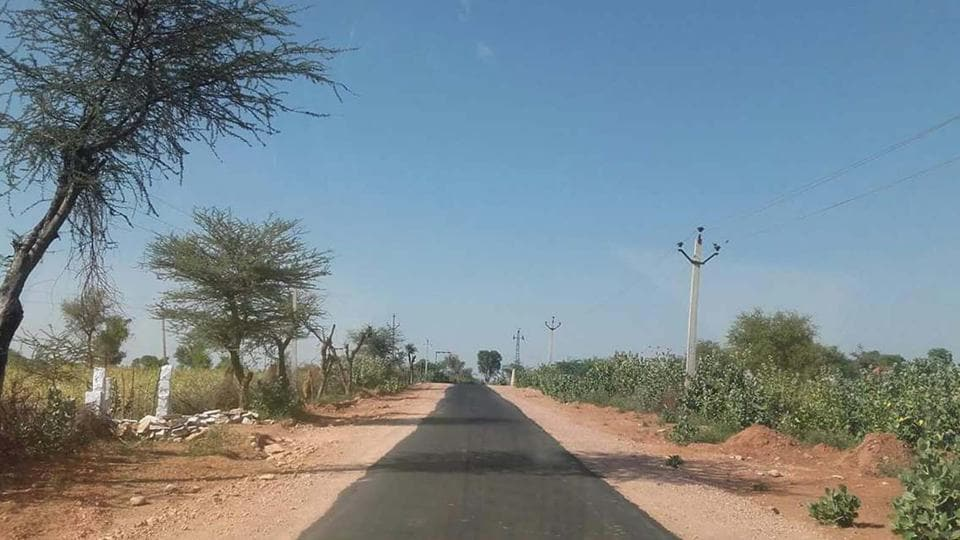 A complaint filed by Pratyush Joshi expedited the road construction between Tivri and Osian tehsils of Jodhpur.