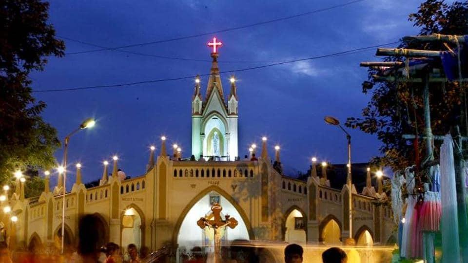 Mother Mary,Mumbai,Kurla