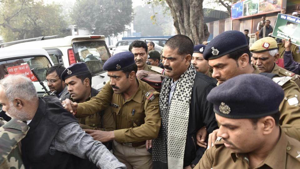 jailed gamgster,durbaar don,Bihar's terror