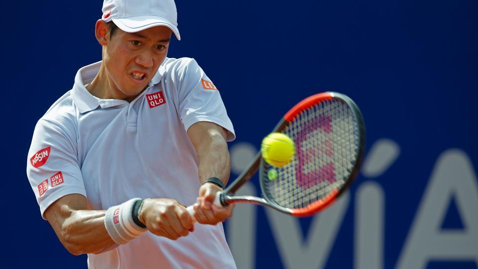 Kei Nishikori,Carlos Berlocq,Argentina Open