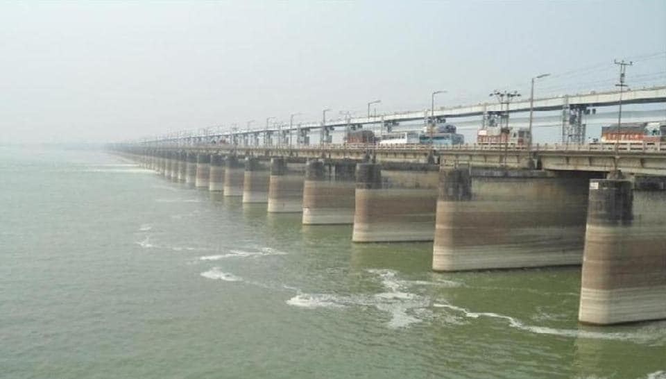 Farakka barrage,Nitish Kumar,Ganga riverbed