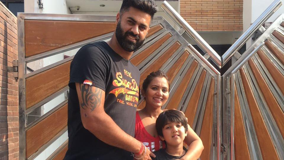 Manpreet Gony, who reunited with his wife and son seven months back, is hoping to have a successful IPL2017 season after being picked by Gujarat Lions in the auction on Monday.