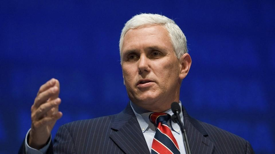 US Vice President,Mike Pence,Europeans