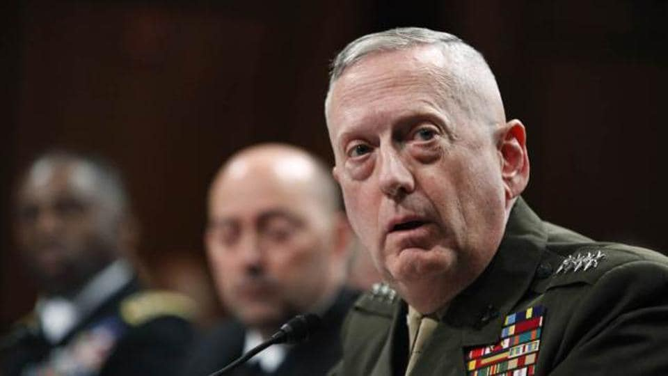 US Defense Secretary Jim Mattis said Monday he believes U.S. forces will be in Iraq and in the fight against Islamic State militants for a while, despite some rocky times between the two nations.