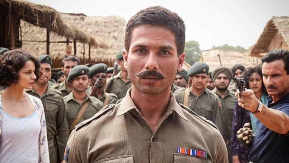 Rangoon is slated for a February 24 release.