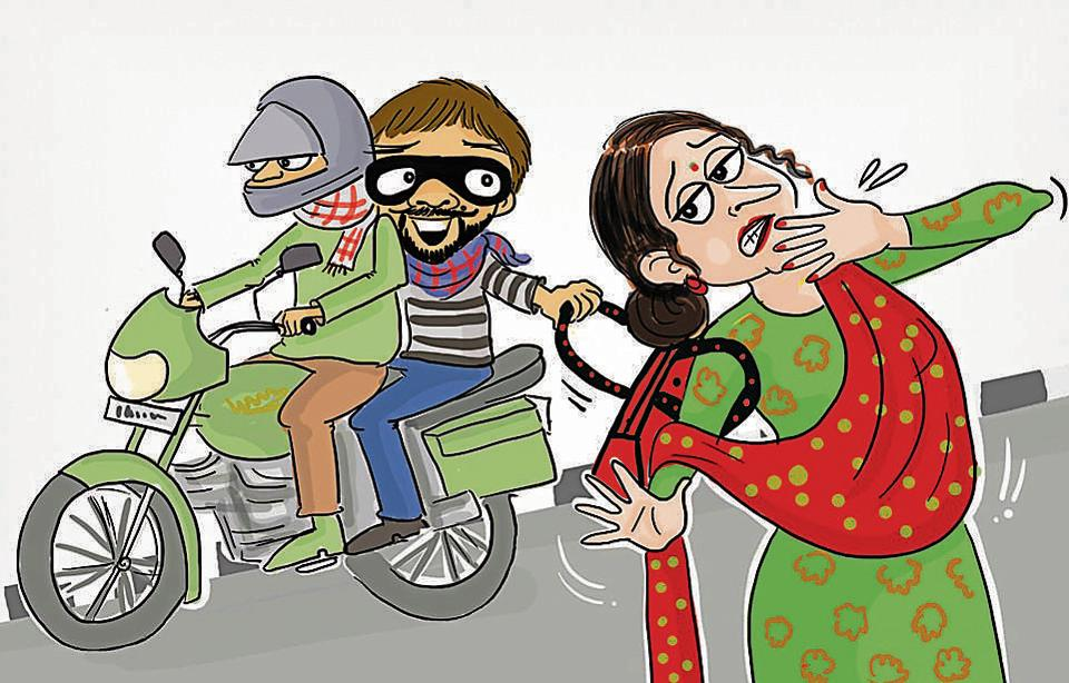 Amritsar police,snatchings,theft