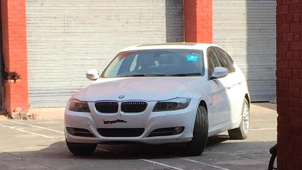 BMW car which allegedly ran over Akash Sen was recovered by Chandigarh Police from Gobindgarh on Monday.