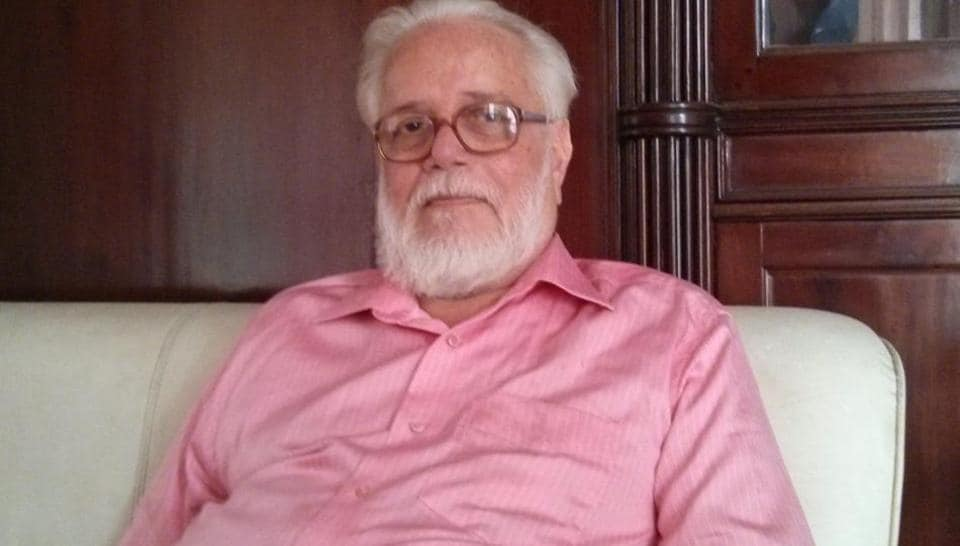 Narayanan was in the Supreme Court to attend the hearing of his petition, seeking action against those who allegedly foisted a false case against him.