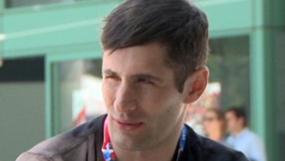 Rocketwerkz founder Dean Hall.
