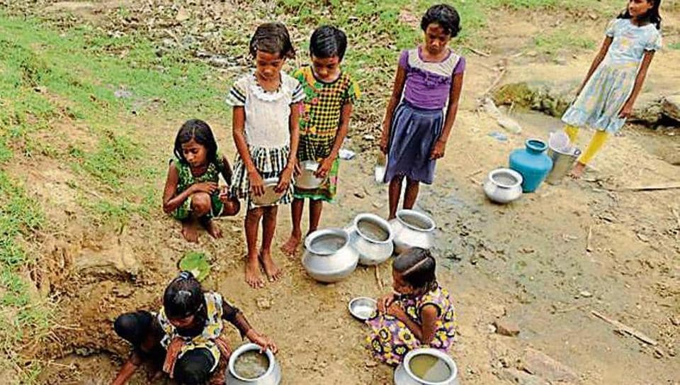Water crisis,Drinking water,West Bengal
