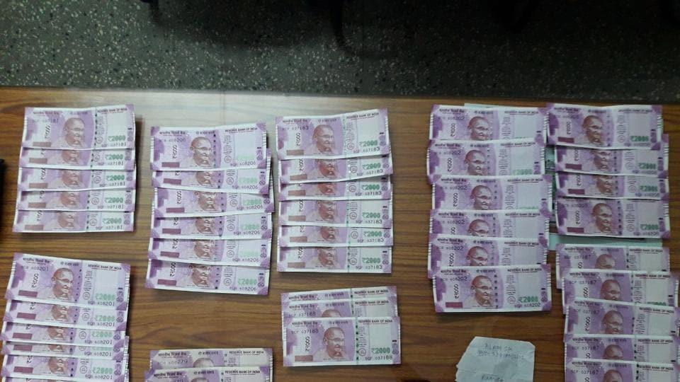 West Bengal,Malda,Fake Notes