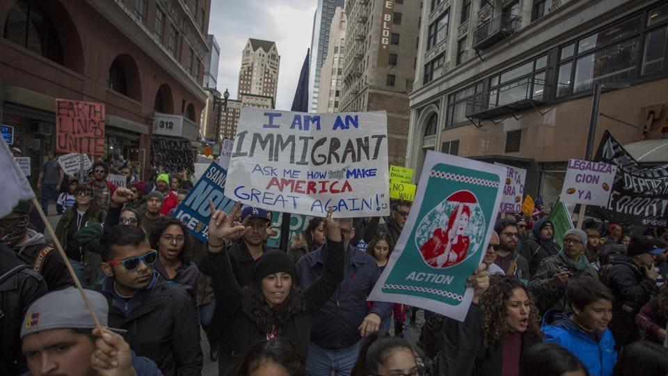 Travel ban,Immigrants,Donald Trump