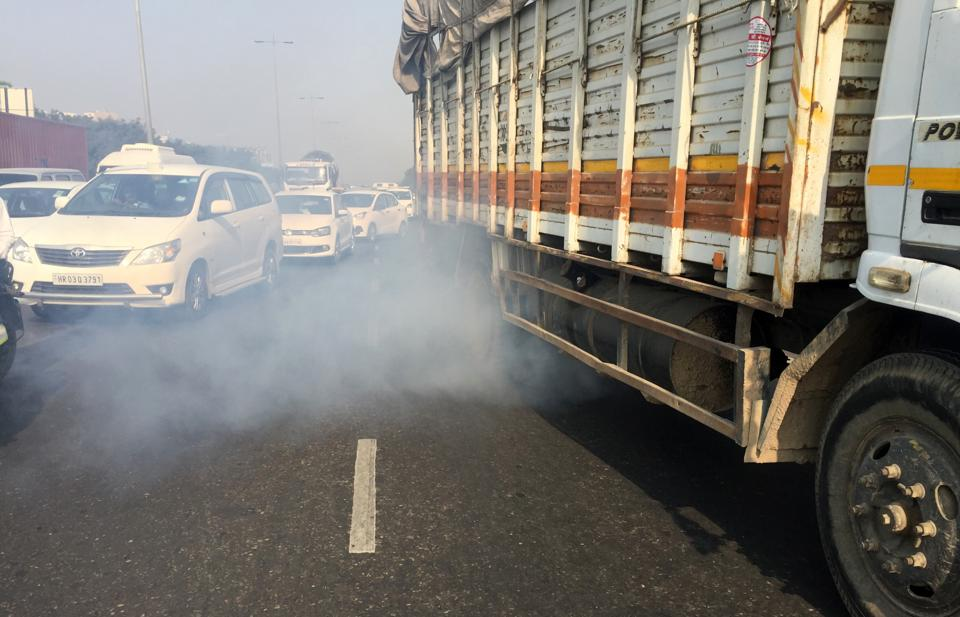 Experts are of opinion that the ongoing development projects are to blame for the worsening air quality in the city.