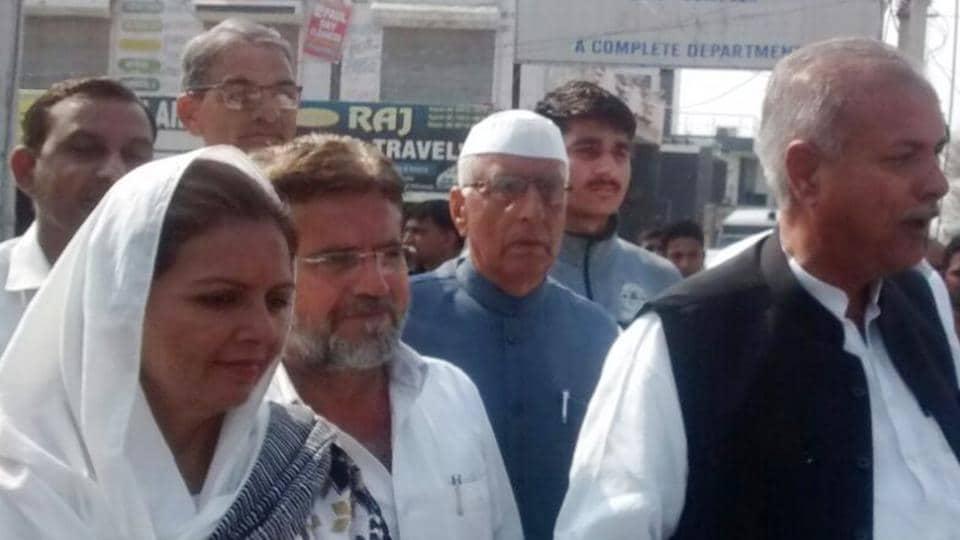 Jat quota stir,Second meet,inconclusive