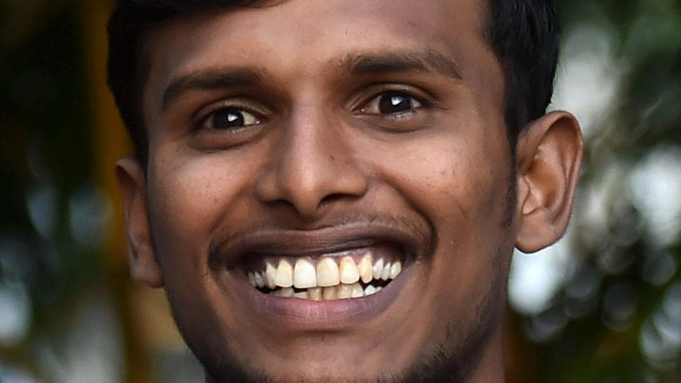 Tamil Nadu left-arm seamer T Natarajan was sold for R 3 crore to Kings XI Punjab at the IPL2017 auction.