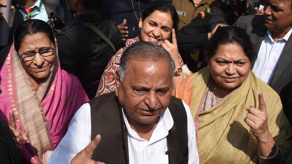 Samajwadi Party,Mulayam Singh Yadav,Sadhana Yadav