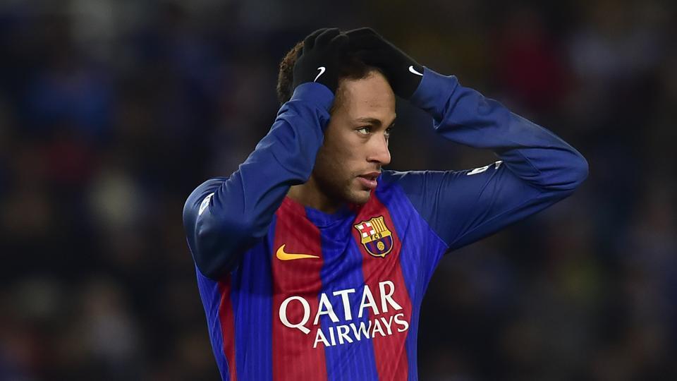 Neymar,Barcelona,Santos