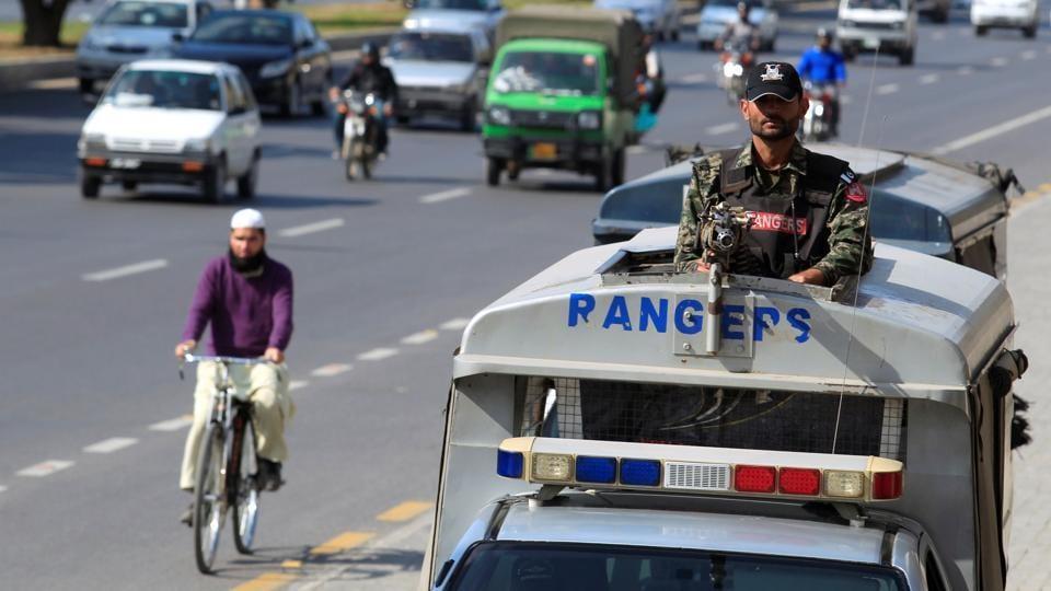 Pakistan,militants,Rangers