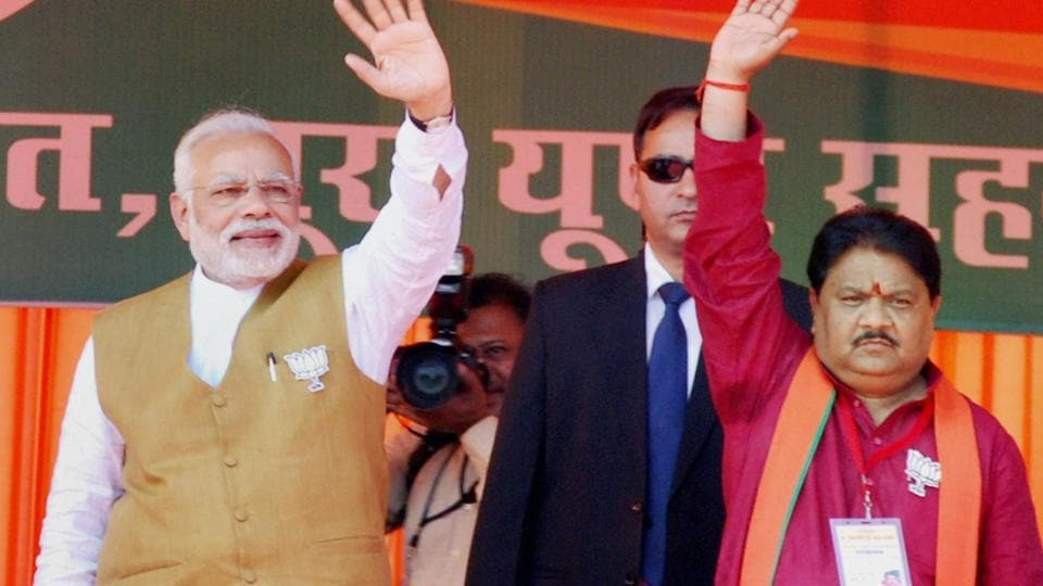 UP election,PM Modi,Modi election rally