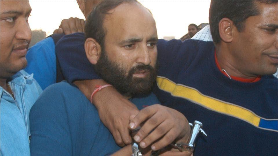 2005 Delhi serial blasts,Tariq Dar,Delhi blast convict
