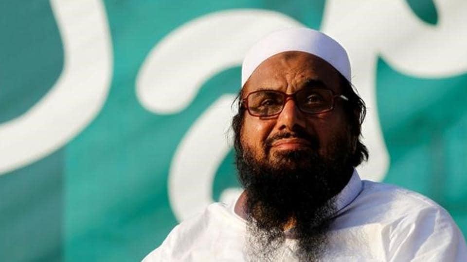 Hafiz Saeed, chief of banned Islamic charity Jamat-ud-Dawa.