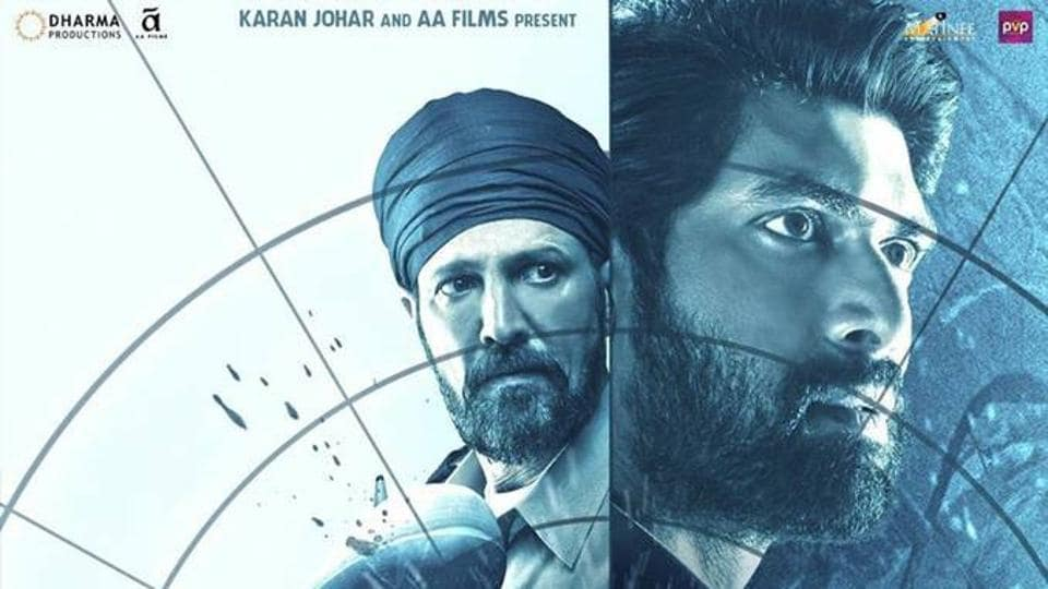The Ghazi Attack stars Rana Daggubati, Kay Kay Menon and Atul Kulkarni and has been directed by Sankalp Reddy.