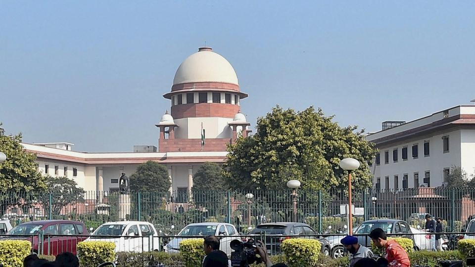 Supreme Court  reserved its verdict on whether to refer the matters pertaining to the ban on entry of women aged between 10 to 50 years at Kerala's Sabrimala temple to its constitution bench.