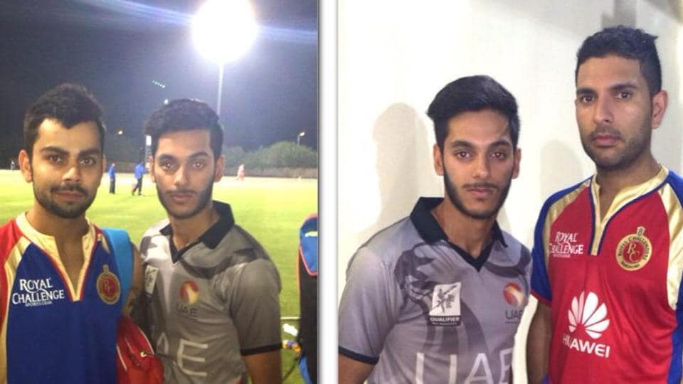 Chirag Suri became the first UAE player to be picked in the Indian Premier League and he will play for Gujarat Lions in the 2017 edition.