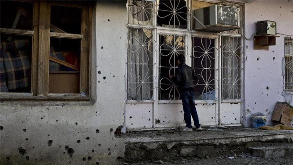 Afghanistan,Grenade attack,Jalalabad