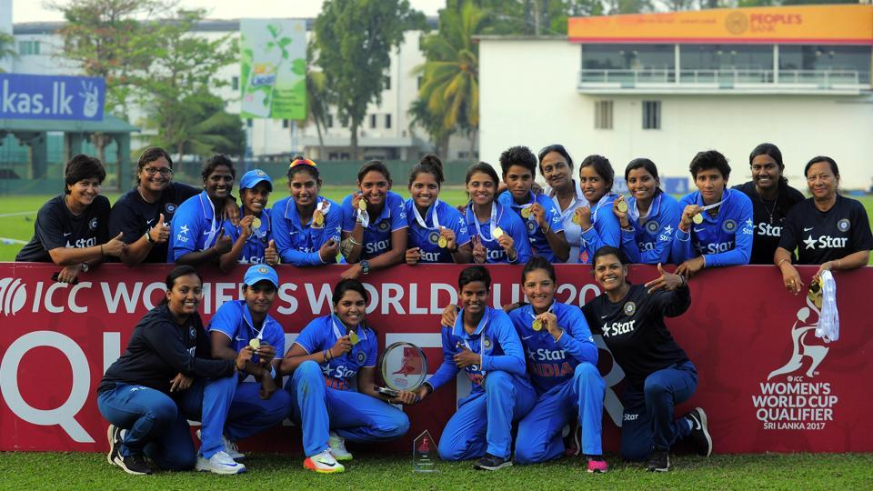 Indian Cricket Team,South African Cricket Team,women's World Cup qualifier final