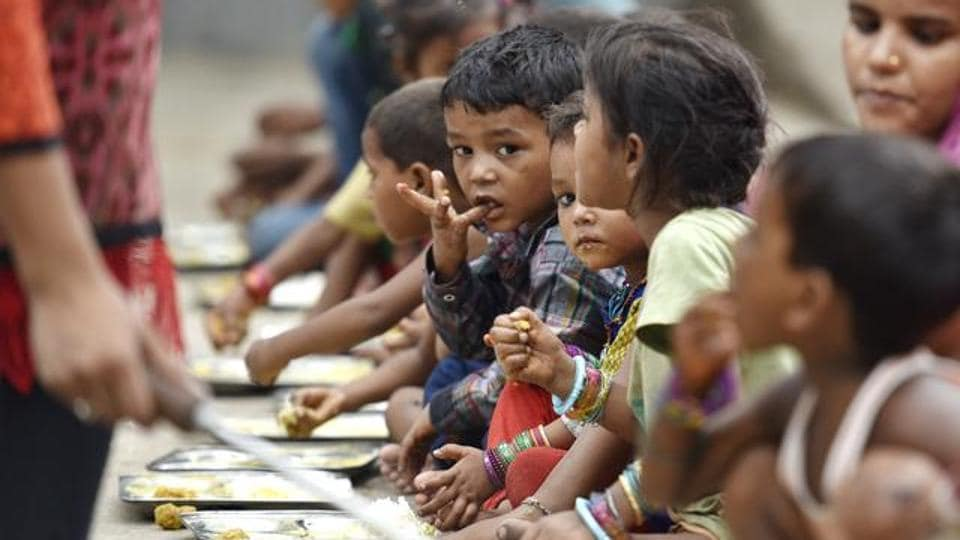 The food bank would cater to the needs of poor.