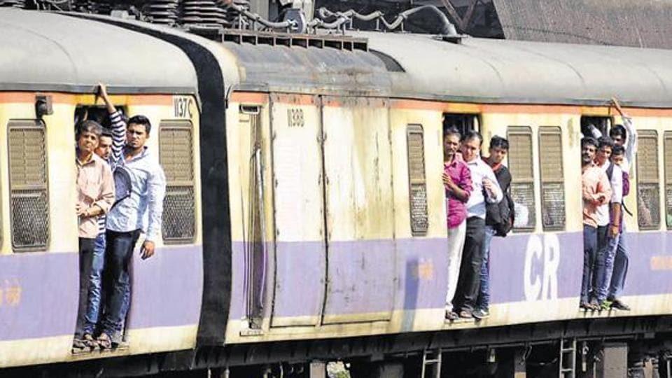 Mumbai,railway tracks,local trains