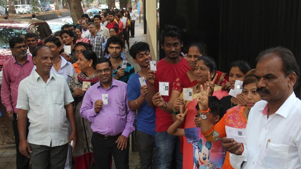 nagpur,voter turnout,nagpur municipal elections