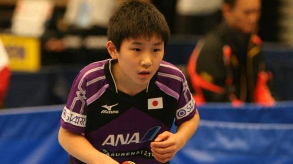 Tomokazu Harimoto, the 13-year-old reigning junior champion, defeated Sharath Kamal in the semifinal of the Indian Open as he lost in the final.