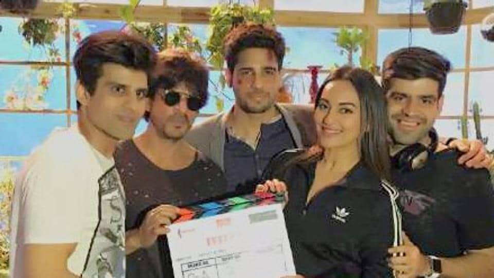Shah Rukh Khan Thanks Ittefaq Team For Recreating His Favourite Yash