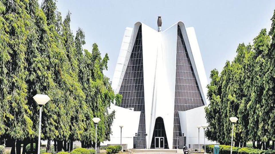 Non-teaching employees started a protest on February 8, when the university failed to release the salary, as the Punjab government stopped the release of Rs 12-crore grant putting the condition that the university must relieve all re-employed employees.
